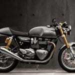 Triumph Thruxton R – The Modern Cafe Racer