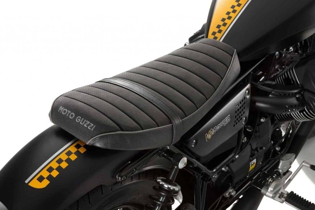 Moto Guzzi Bobber seat