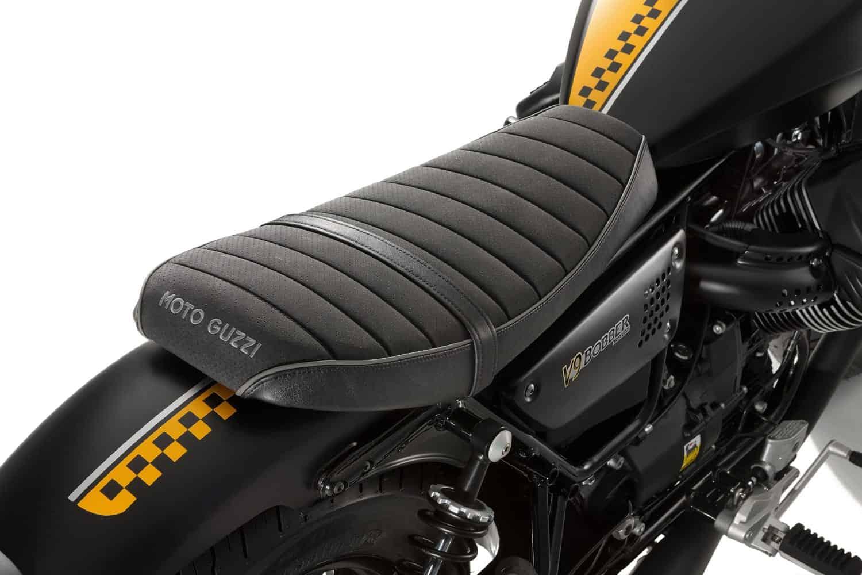 Moto Guzzi V9 Bobber seat