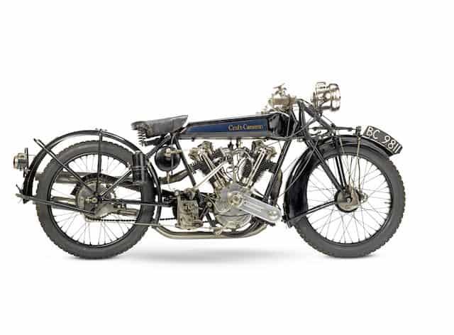 1924 Croft Cameron