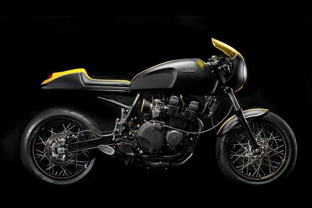 C-Racers Yamaha XJR400 Cafe Racer