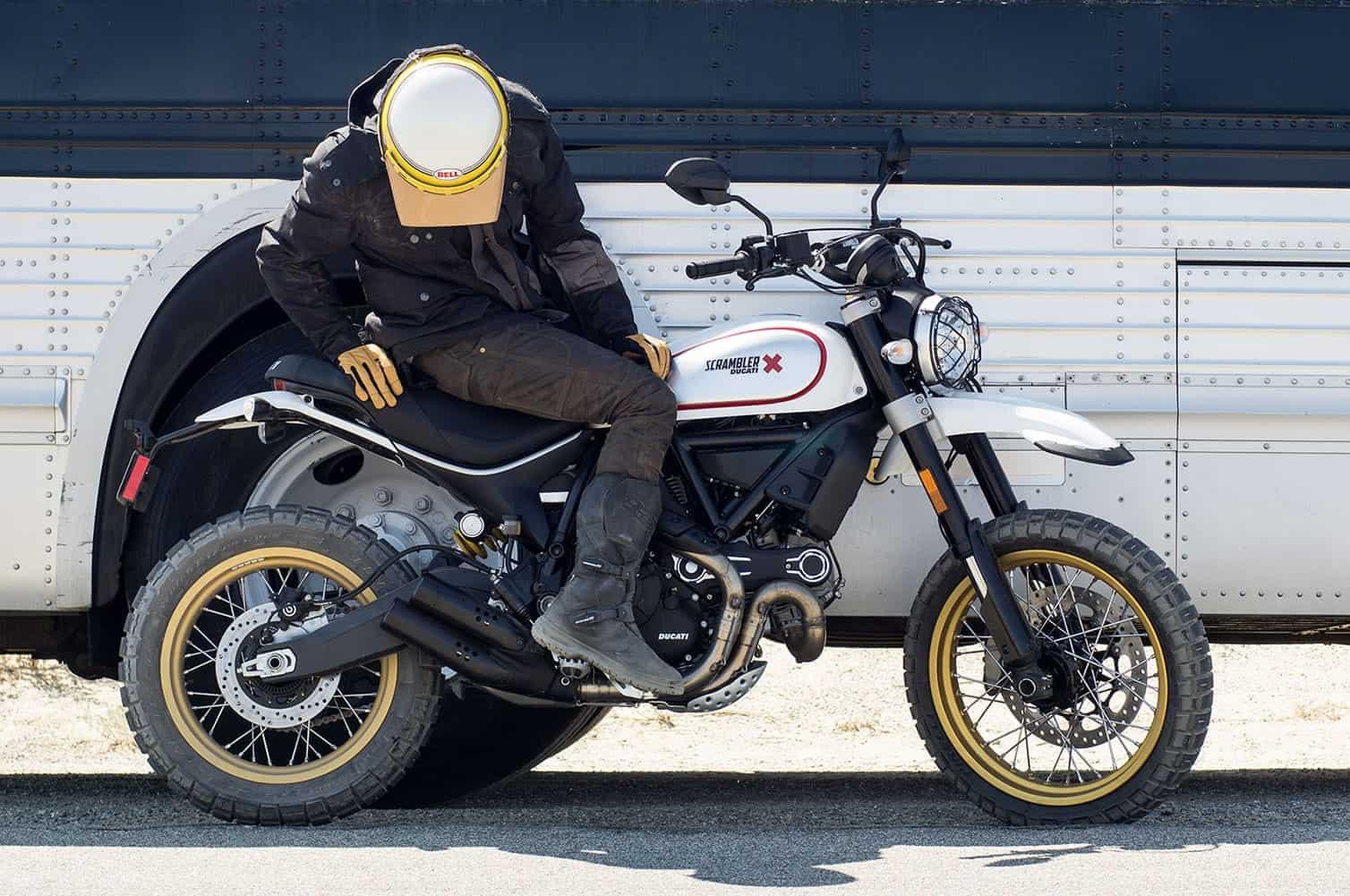 Ducati Scrambler Sled