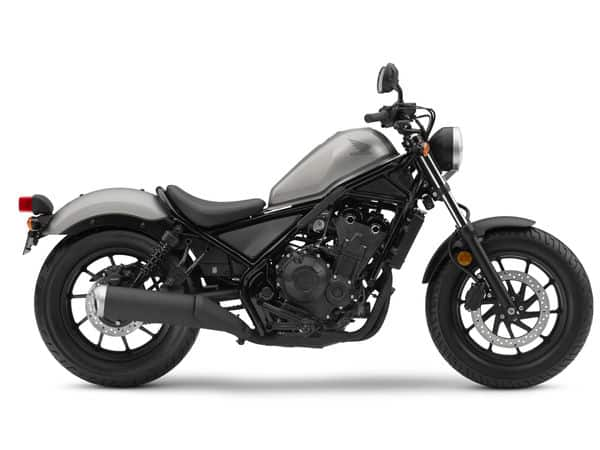 Honda's new Rebel Bobbers