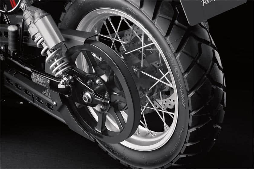 belt drive SCR950