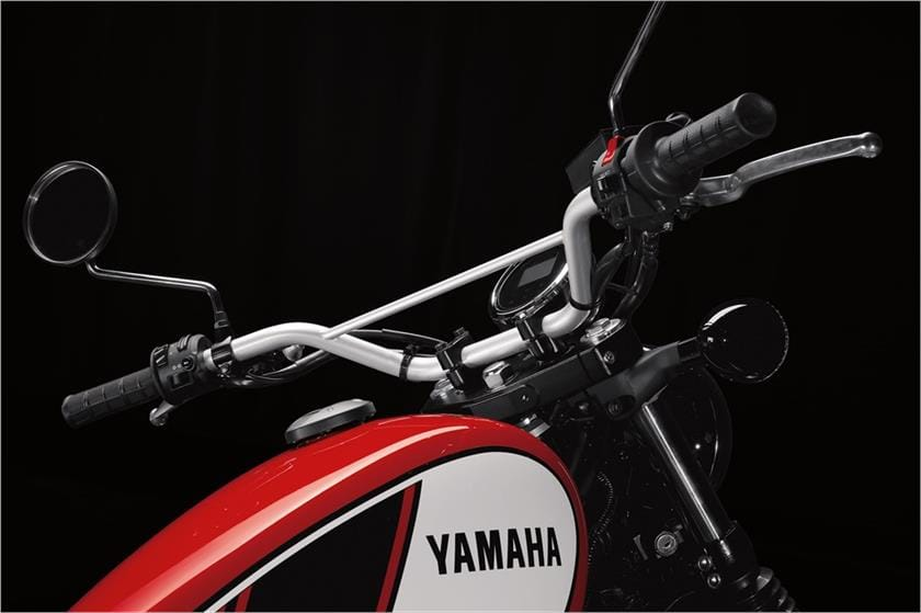 yamaha scr950 handlebars