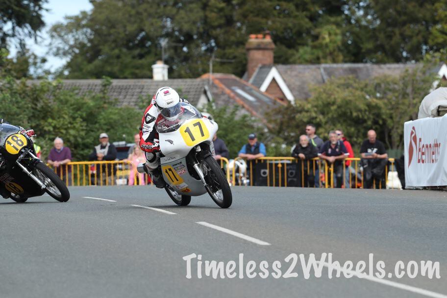 Classic Senior TT