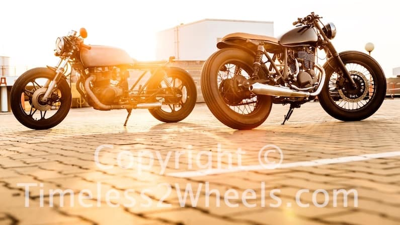 How much to build a cafe racer?