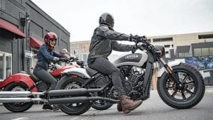 The Indian Scout Bobber