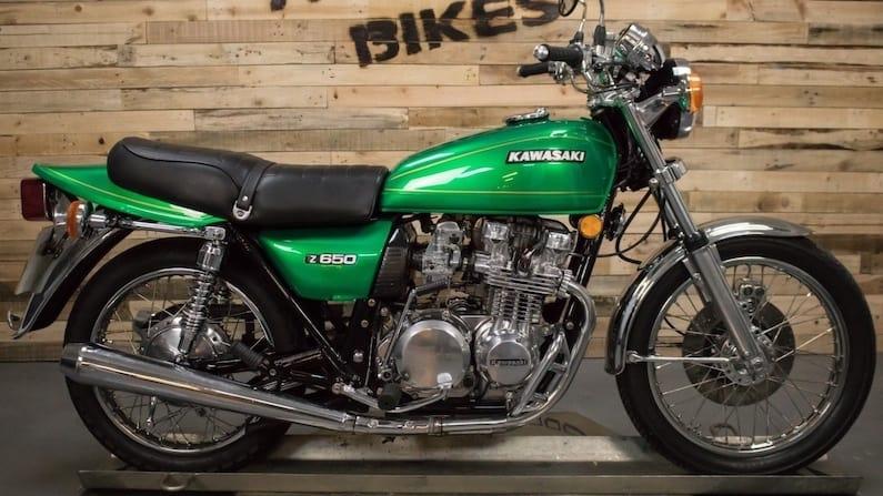Kawasaki Z650B