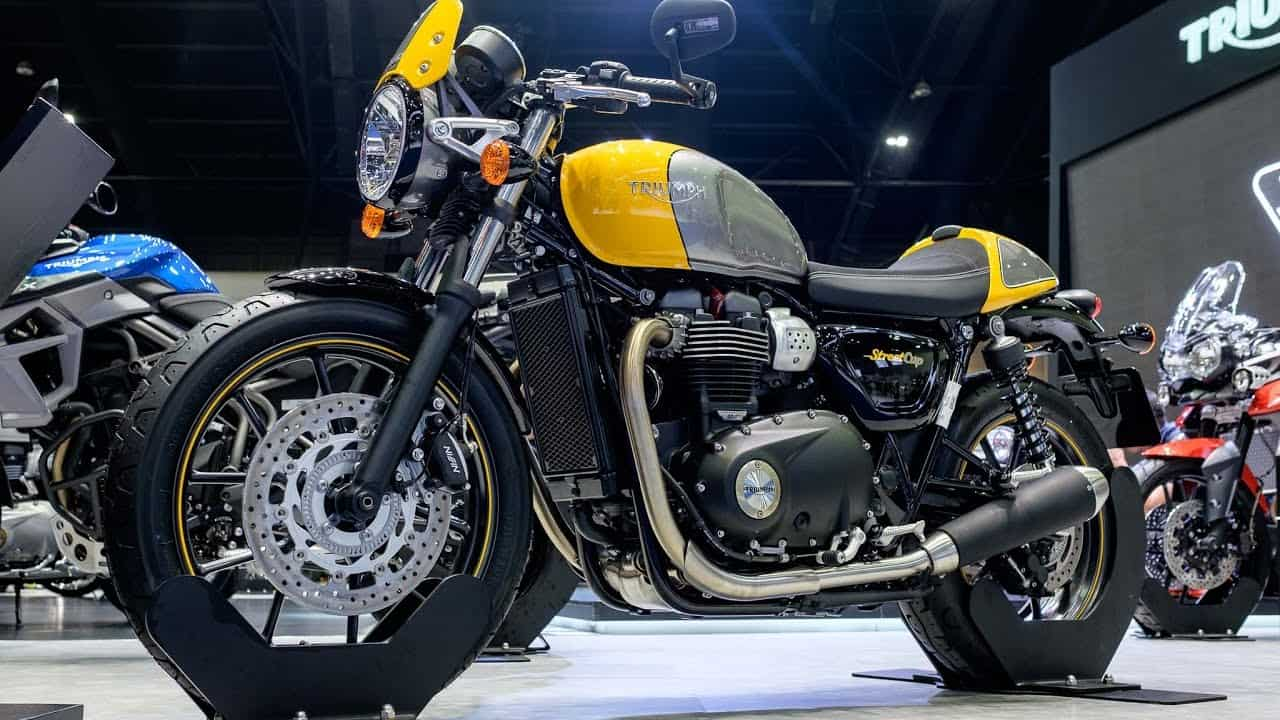 why are cafe racers so popular? Because of productions motorcycles like this