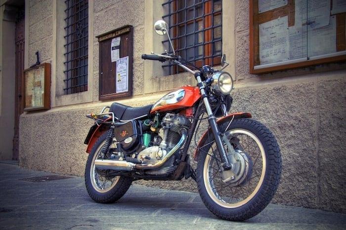 original Ducati Scrambler