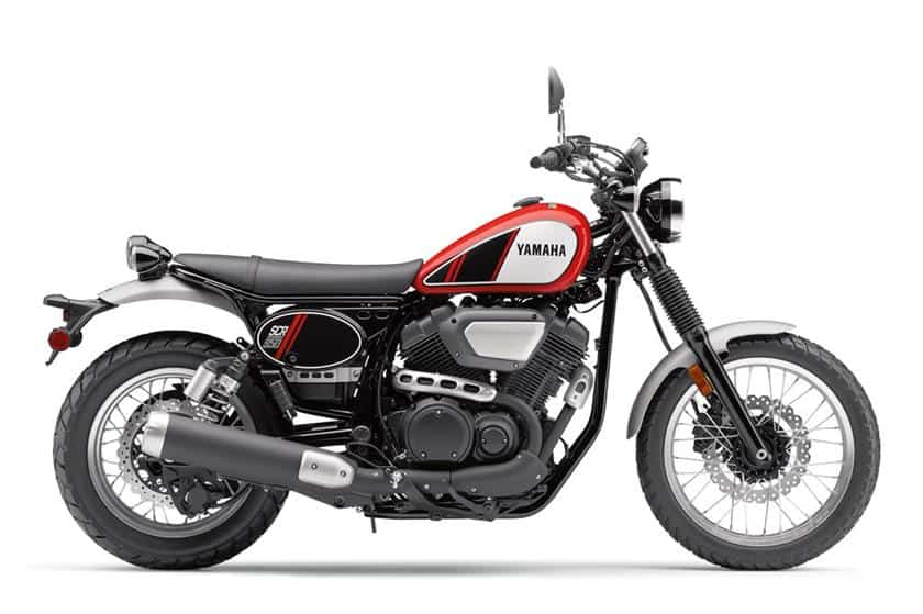 Yamaha SCR - Is it really a Scrambler motorcycle?