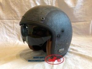 The HJC FG-70S retro motorcycle helmet