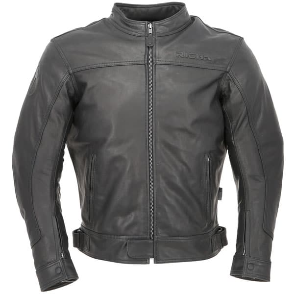 Richa Cafe Racer jacket in black