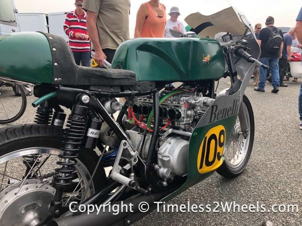 Benelli 4 cylinder