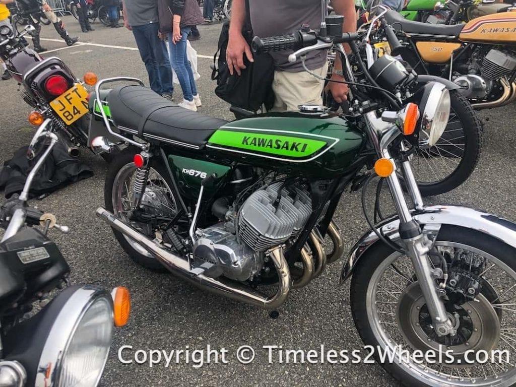 Kawasaki KH676 4 cylinder