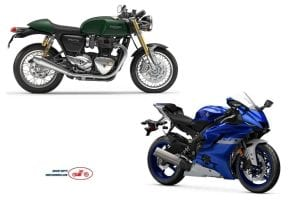 cafe racer vs sportsbike