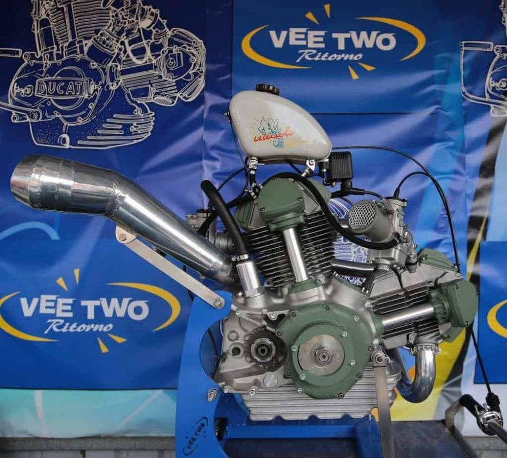 Vee Two Ritorno engine