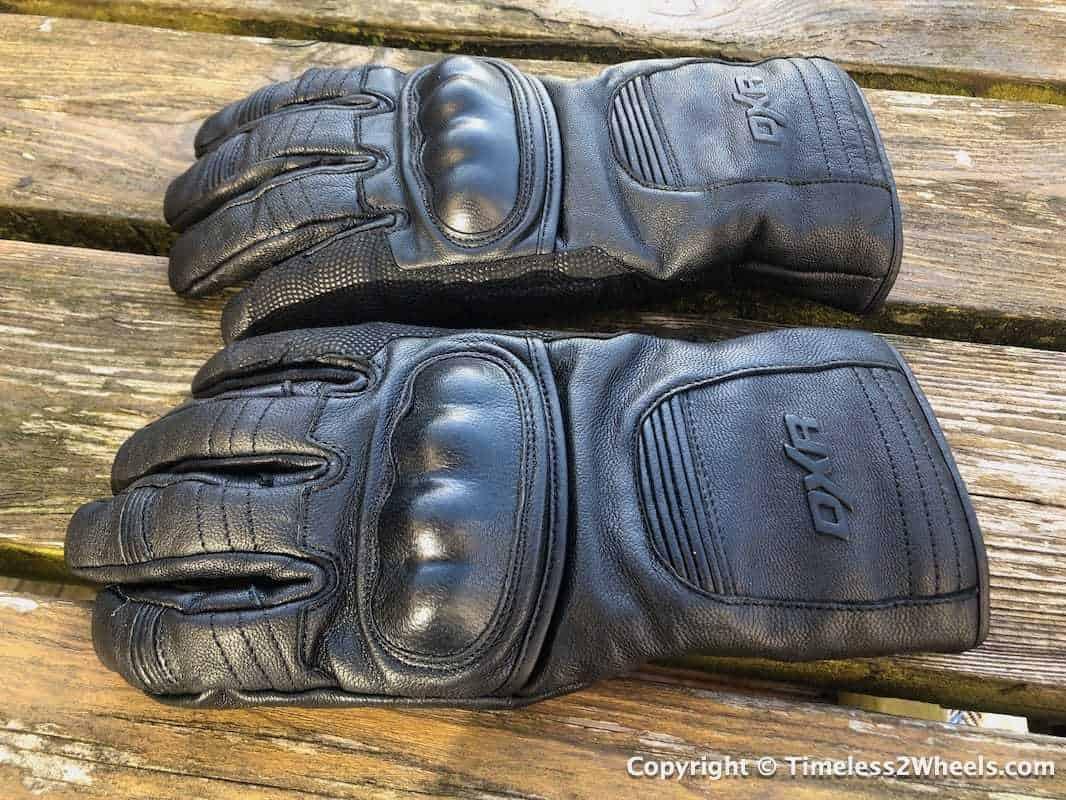 DXR Evasion Leather Gloves Review