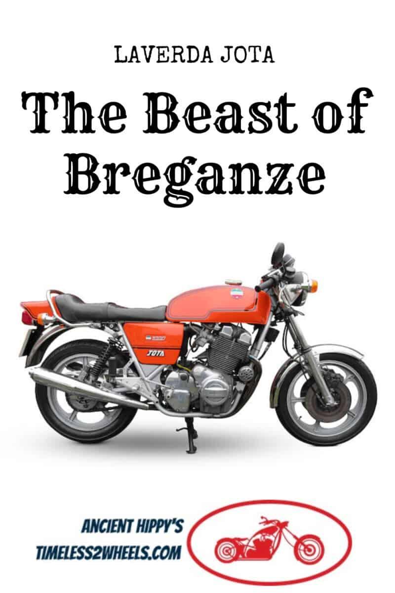 Laverda Jota 180 - The Beast Of Breganze
