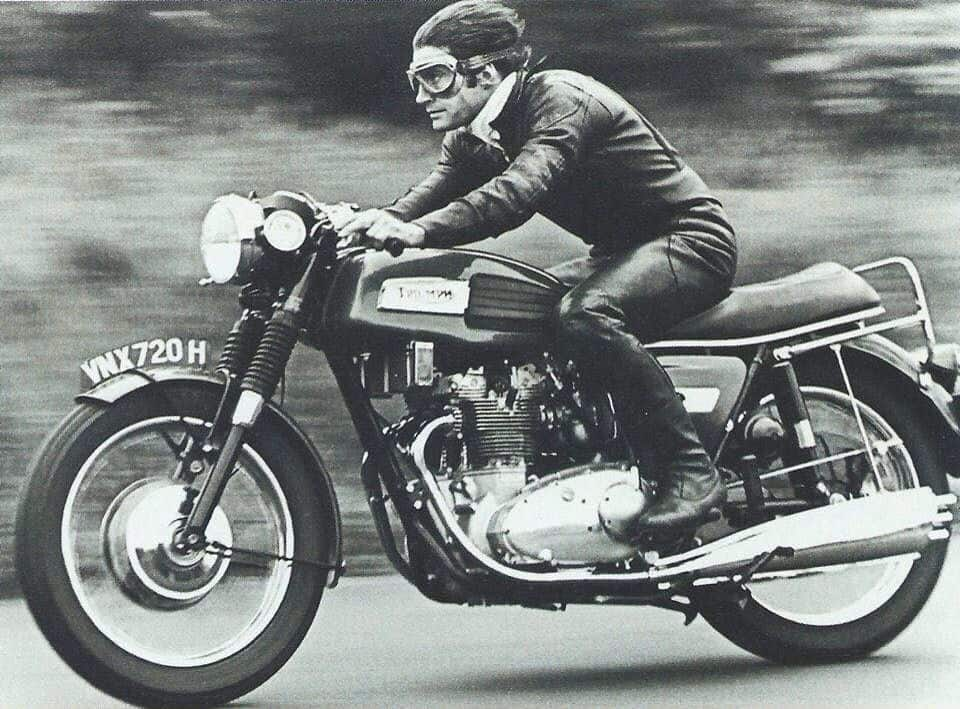 The Triumph Trident was released a few months before the CB750 and could arguably be crowned worlds first superbike