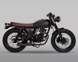 Budget Scrambler motorcycles
