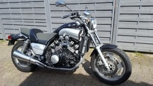 V-Max 1200 was the original 1980's muscle bike