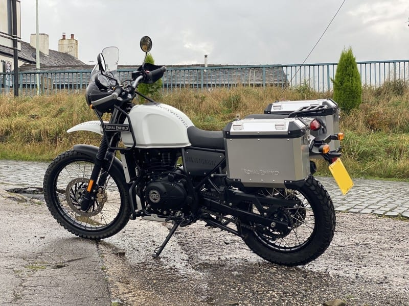 Royal Enfield Hymalayan offers plenty of motorcycle at a budget price
