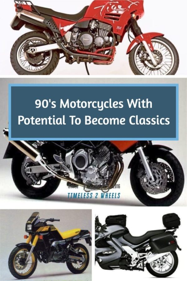 Future Motorcycle Classics of the 90\'s