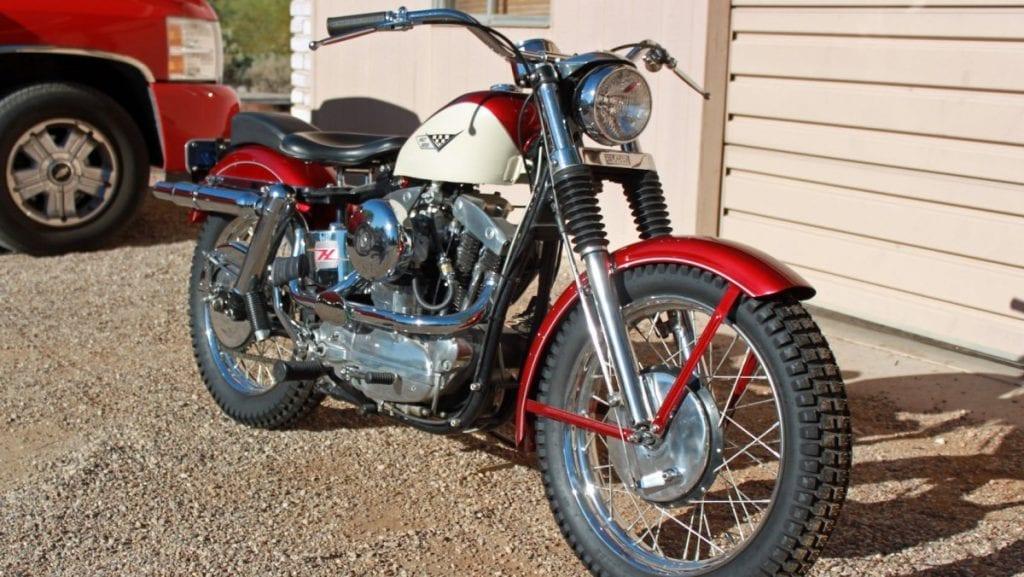 1959 Harley Davidson Sportster