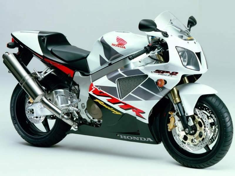 Honda RC51 SP2