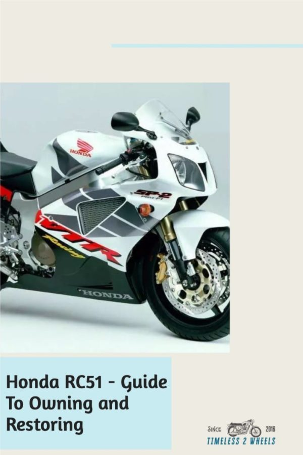 Honda RC51 : The Duck Hunter