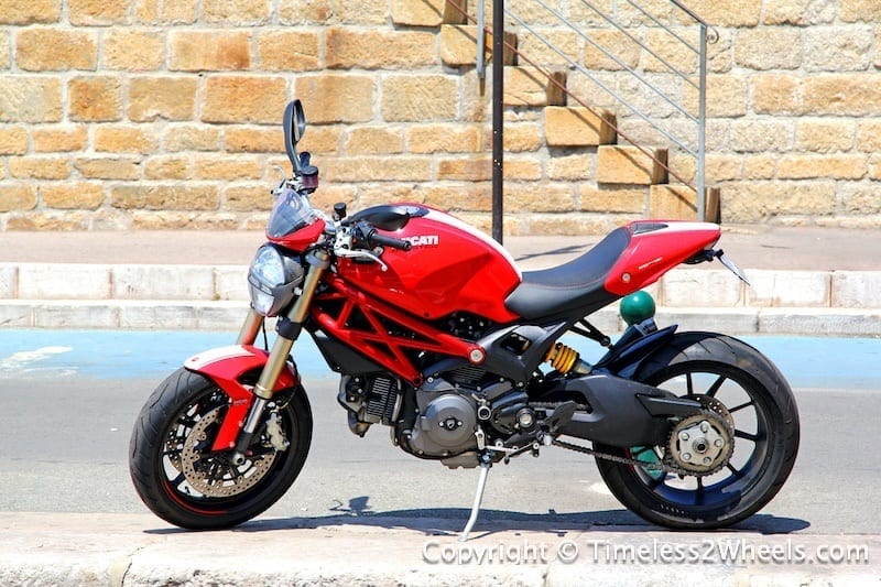 Ducati M900, the monster that saved ducati