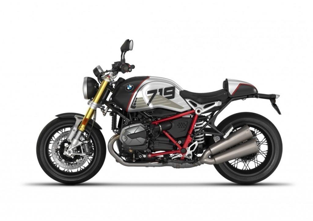 best 2021 retro motorcycle is the R nineT