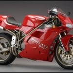 Ducati 916 – The Icon of the 90s