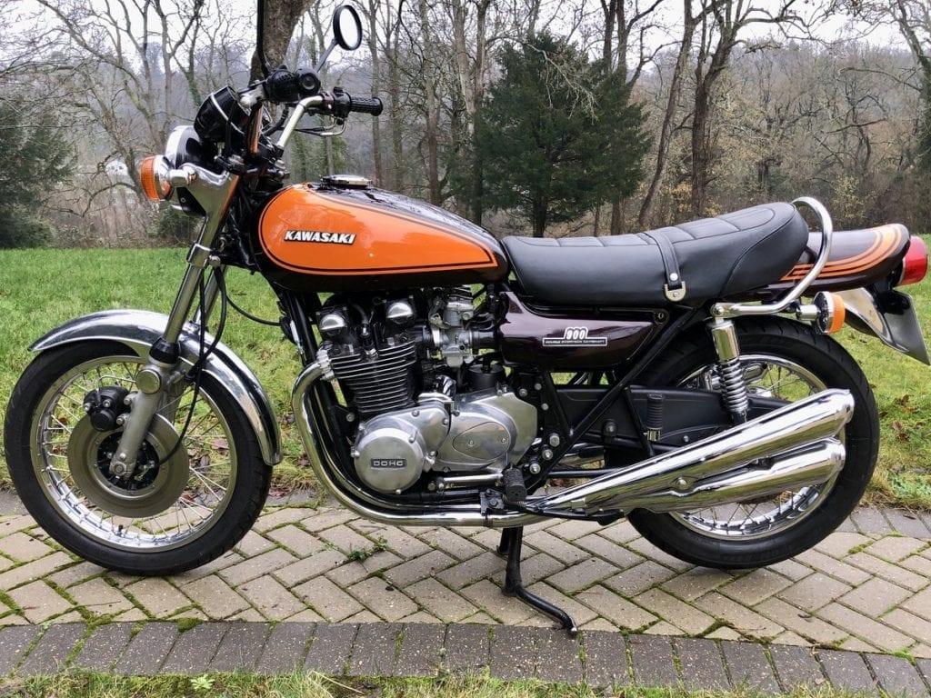 Kawasaki Z1 900 for sale