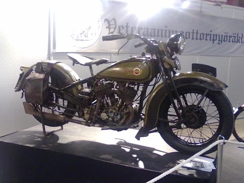 1936 Harley Davidson RL 45
