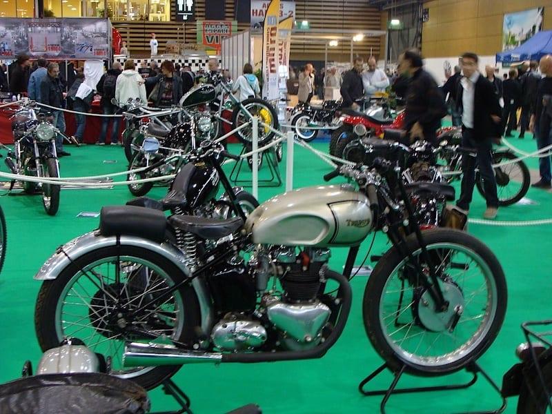 1939 Triumph Speed Twin 5T