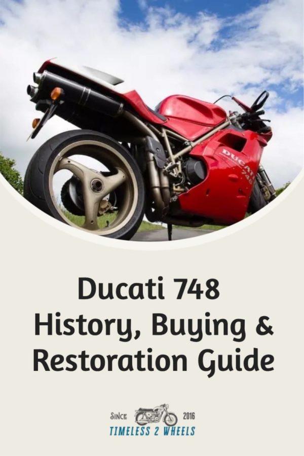 Ducati 748 - 1994 to 2003