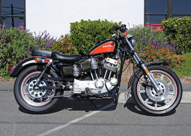 Harley Davidson XR1000
