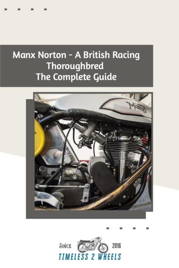 Manx Norton Review - A British Racing Thoroughbred
