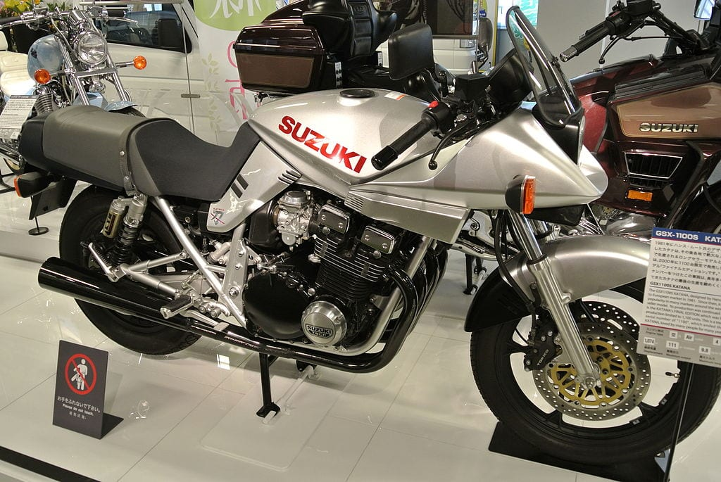Suzuki Katana GSX1100S