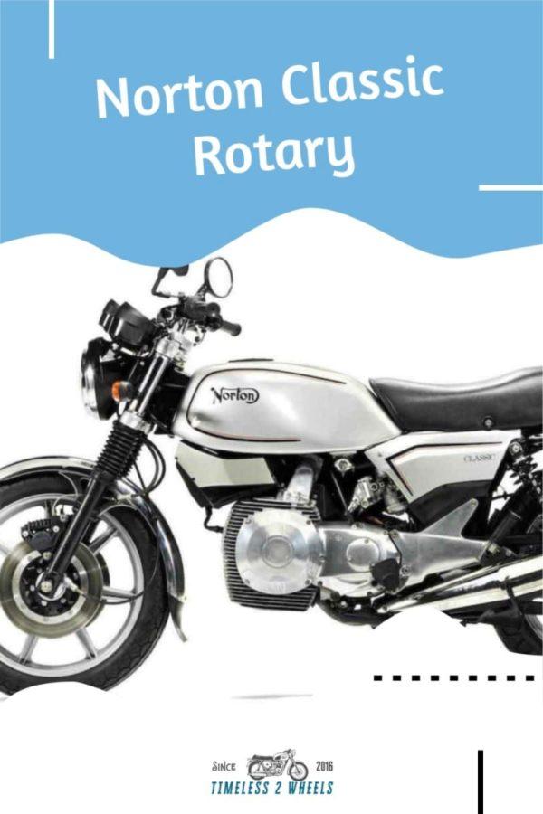 Norton Classic Rotary P43