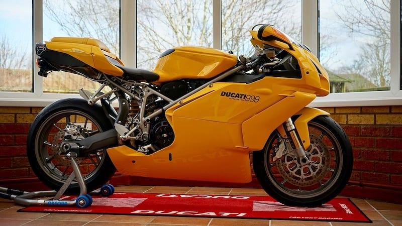Ducati 999 is a future classic