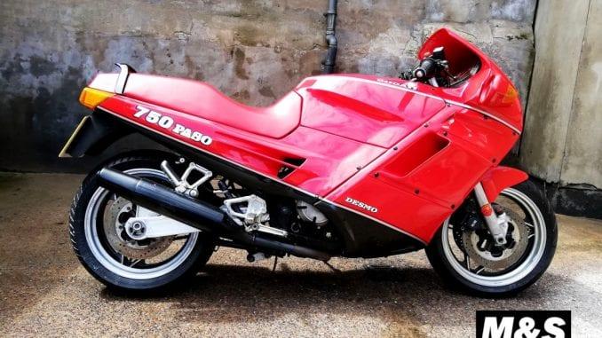 Ducati Paso 750 for sale