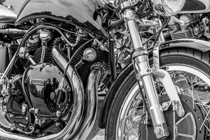 a Vincent Black Shadow requires Vintage motorcycle insurance