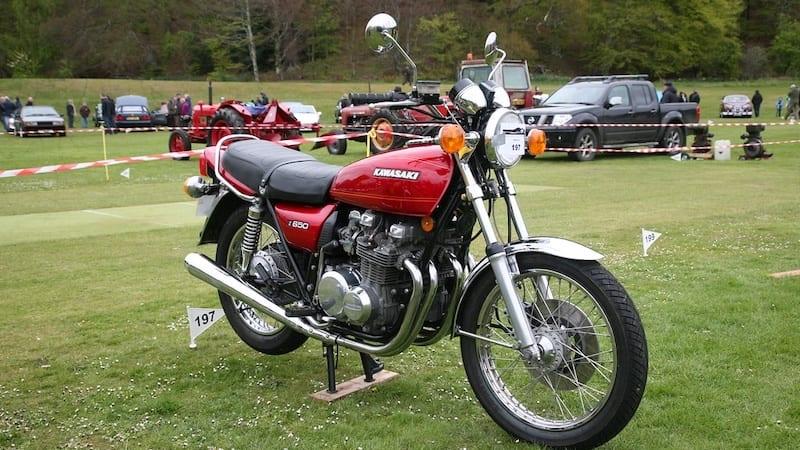 1976 Kawasaki Z650