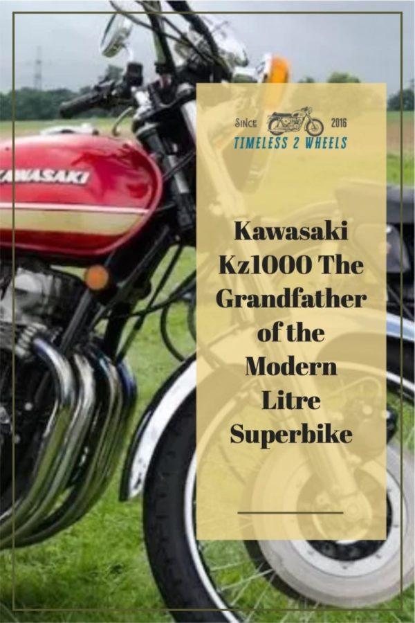 Kawasaki Kz1000 - The Grandfather of the Modern Superbike