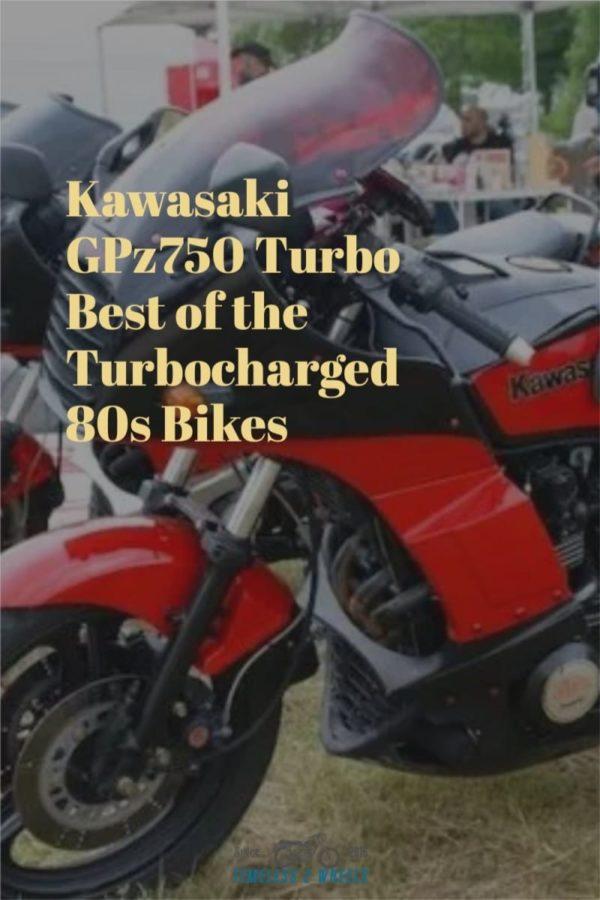 Kawasaki GPz750 Turbo - Best of the Turbocharged 80s Bikes