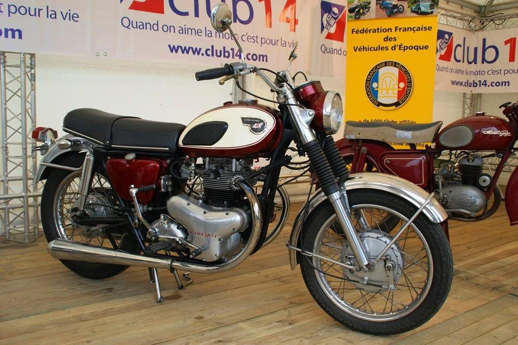 Kawasaki W1 was a breakthrough for 1960s motorcycles
